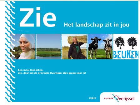 Public campaign of Dutch province Overijssel