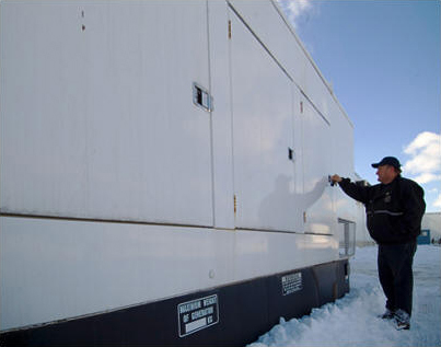 Ontario Refrigerated Services Inc.