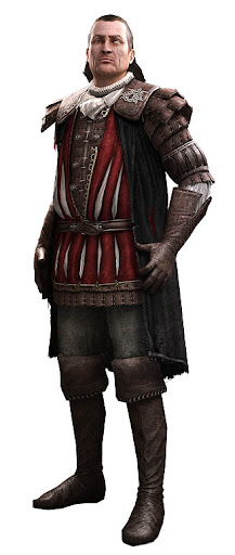 Les Personnages des Assassin's Creed Mario%20Auditore
