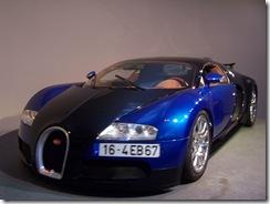 Prototipo Bugatti, valorado en 1 millón de euros