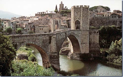 Besalú. Gerona. España