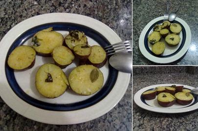 Exibir Janeiro 2011 -  Batata-doce na manteiga