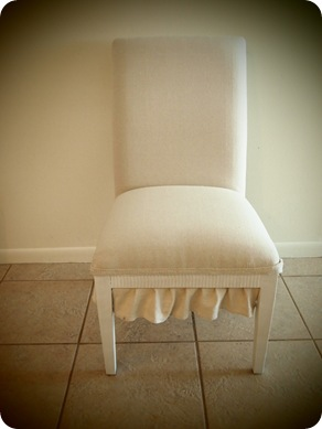 ruffle back chair 2