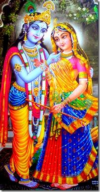 Radha Krishna - pure love