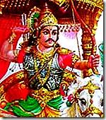 Arjuna - a great kshatriya