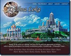 Krishna Loka Theme Park