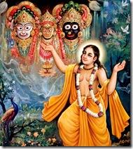 Lord Chaitanya - God's incarnation as a preacher