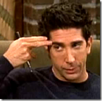 Ross describing unagi