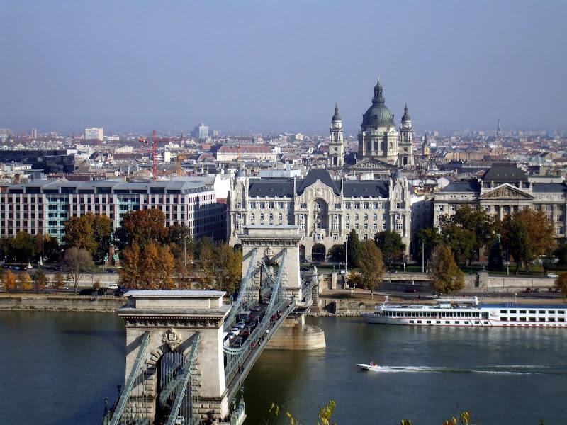 мост в будапеште