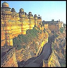 Gwalior Fortress Wallpaper