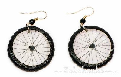 Велосипедні сережки
