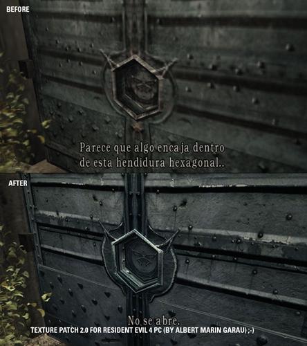 Como instalar texture patch 20 resident evil 4