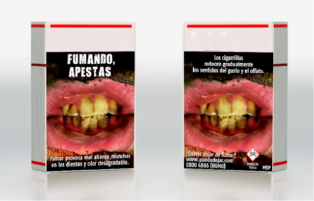 Messages in Uruguayan cigarrates