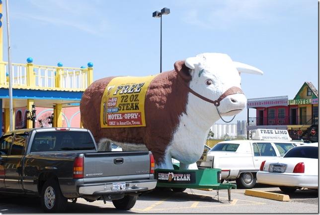 04-18-10 D Amarillo Big Texan Steak Ranch 002