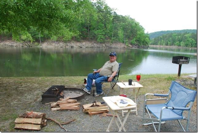 04-21-10 Lake Ouachita Crystal Springs 008