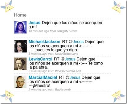 twitter de jesus