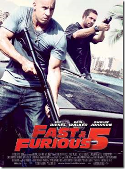 fast five - fast and furious