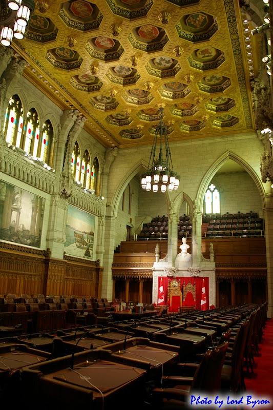 加拿大國會山莊 (Parliament Hill)