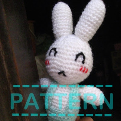 Amigurumi Cute Alien Rabbit- Crochet Pattern | review | Kaboodle
