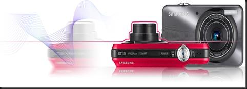 Samsung Camera ST45 01