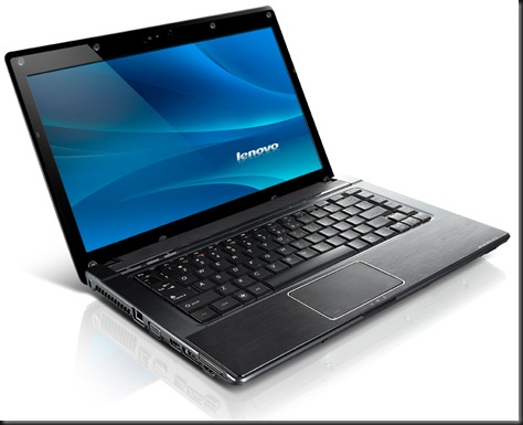 Lenovo Notebook G460