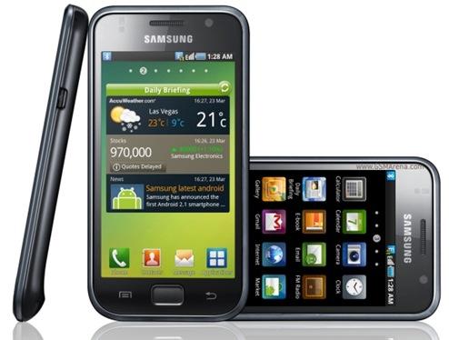 Samsung Galaxy S 02