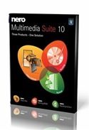 Nero 10 Multimedia Suite Platinum HD 01