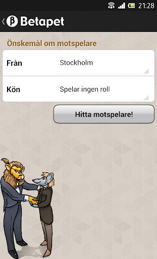 Betapet - screenshot