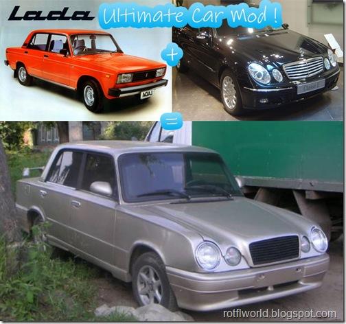 Lada-Mercedes-Benz