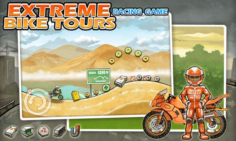 Extreme Bike Tours Screenshot 1