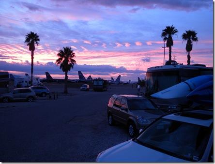 Tucson dawn