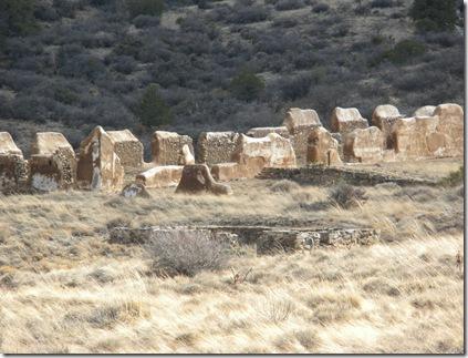 Ft ruins