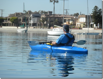 Kayak Mission Bay 1