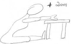 ginástica- medindo a flexibidade