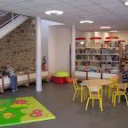 Espace enfants au centre culturel