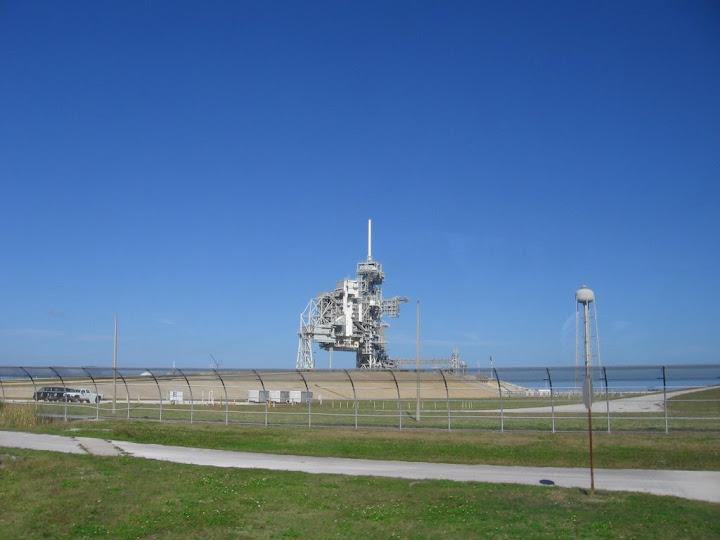 Site de lancement (Launch Pad)