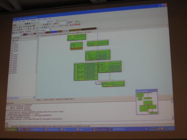 TraceSurfer en action dans IDA Pro