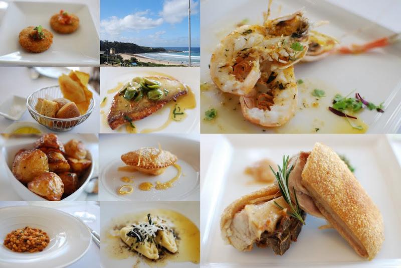Pilu Restaurant Freshwater Beach