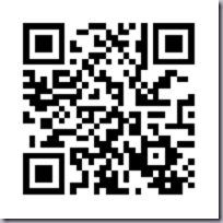 QR code video for blog