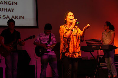 Glocal worship team