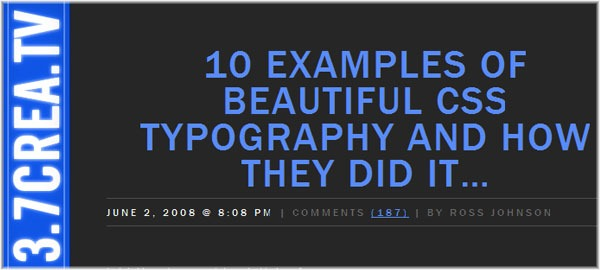 10-Examples-of-Beautiful-CSS-Typography-and-how-they
