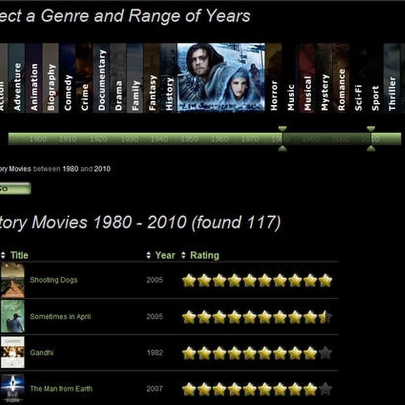 Which movie should you watch next? Try FilmGator