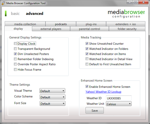 media-browser