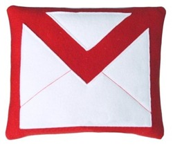 gmail-pillow