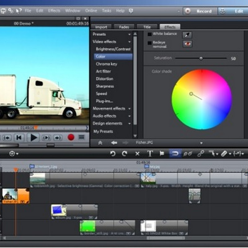 Free download MAGIX Movie Edit Pro 15 Silver