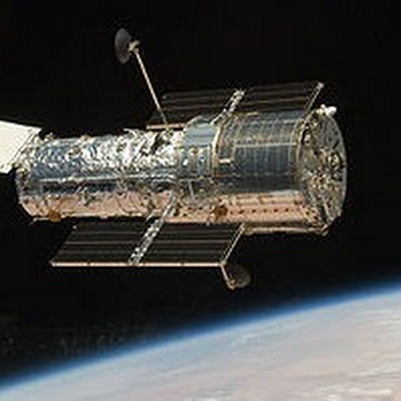 Hubble Telescope completes 20 years