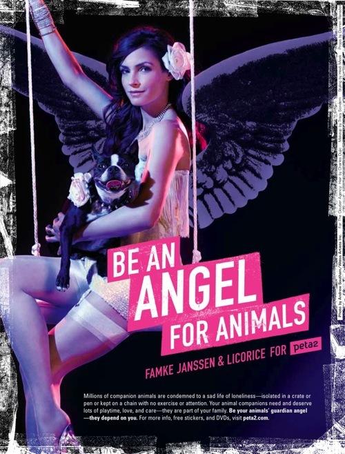 Celebrities in PETA advertising campaign Seen On Coolpicturegallery.blogspot.com peta (13)