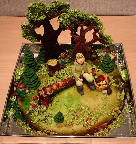 Creative and Unusual cakes Amusing Planet