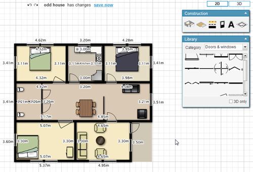 [Diseño][Online] planos de tu casa o lo que fuere