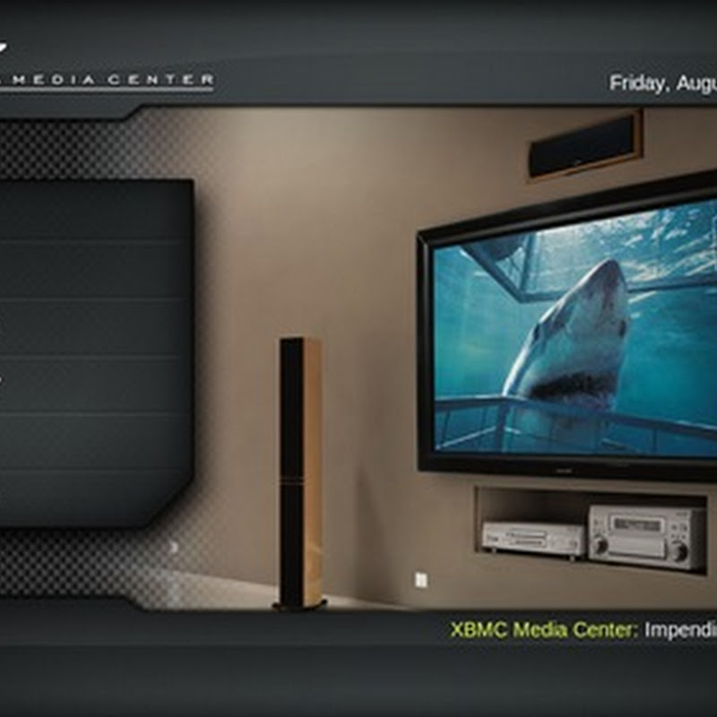 XBMC is the best media center application. Period.